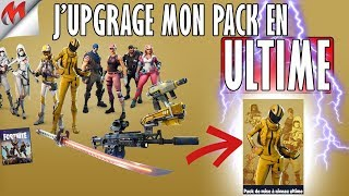 [FORTNITE-SAUVER THE WORLD] I PAS TO THE ULTIME PACK, PACK LAMAS OUVERTURE...