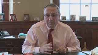 LePage responds to report of money spent at Trump hotels
