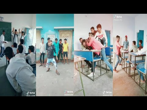 Download College & School Girl's and Boys Tik Tok Video |  Tik Tok Funny Video School & College Students(p-6)