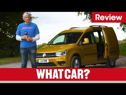 2020 Volkswagen Caddy Review   Edd China's In-depth Review   What Car?