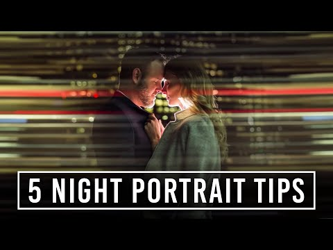 5 Night Portrait Photography Tips   5 Quick Tips