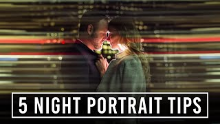 5 Nighttime Photography Tips in 5 Minutes