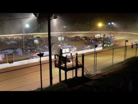 LLM main at Laurens Speedway 10/6/18