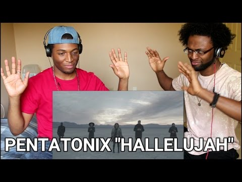 Hallelujah - Pentatonix [OFFICIAL VIDEO] (REACTION)