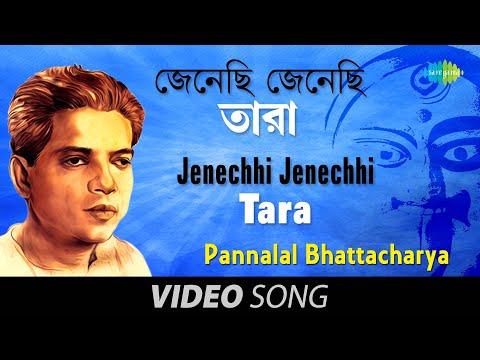 Jenechhi Jenechhi Tara | Shyama Sangeet | Bengali Devotional Song | Pannalal Bhattacharya