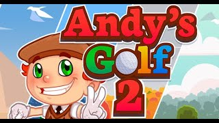 Andy's Golf 2 Full Gameplay Walkthrough