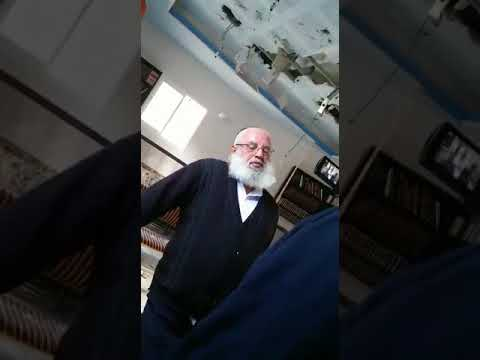 Pogrom in Jerusalem Musayof Shul (Media Resource Group)