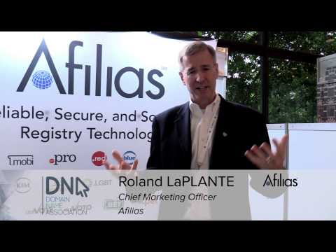 Domain Name Industry Leaders: Roland LaPlante (2015)