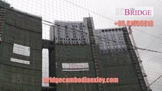 The Bridge Cambodia July 2017 Construction Progress
