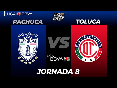 Pachuca Toluca Goals And Highlights
