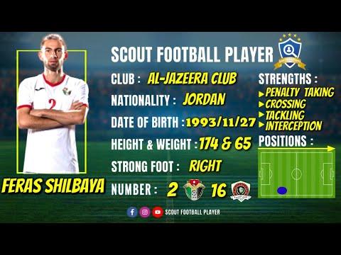FERAS SHILBAYA - فراس شلباية [ RIGHT BACK ] AL JAZERA 2019/2020
