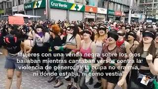 """Viral: 🎵""""y La Culpa No Era Mia,🎵 Ni Dónde Estaba, Ni Como Vestía🎵 / 🎶""""un Violador En Tu Camino""""🎶🇨🇱"""
