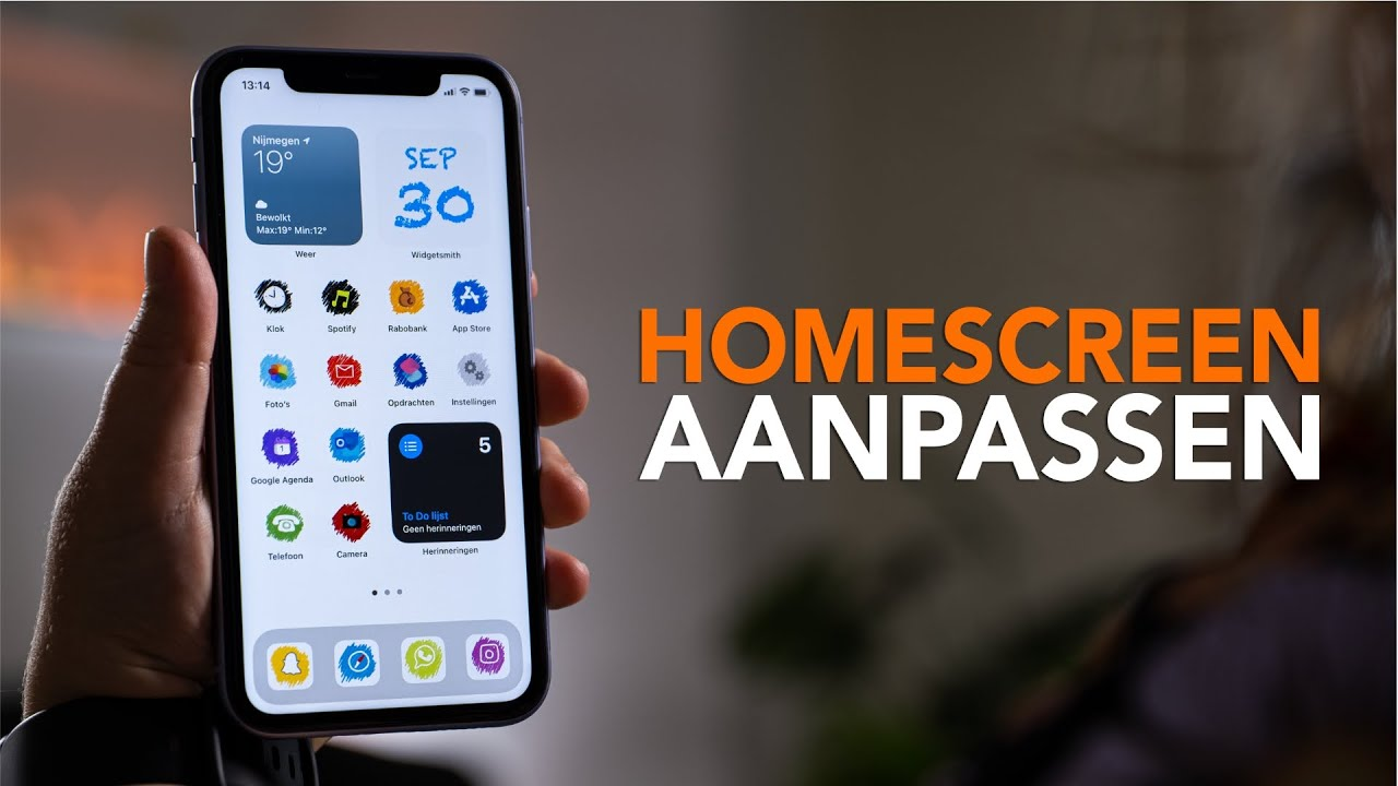 iOS 14: Give your home screen a makeover with widgets, app icons and more!