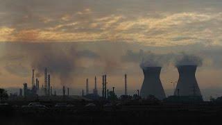 מטלת ביצוע באזרחות - זיהום אוויר במפרץ חיפה