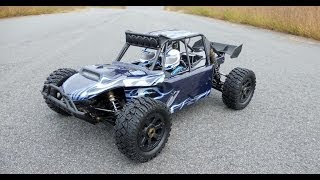 Redcat Chimera 1/5th Scale EP Pro Sand Rail / Desert Buggy Review