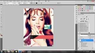 [#Tutorial] Como fazer uma Revista no Photoshop