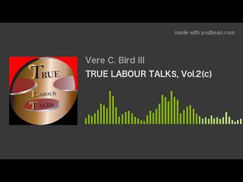 TRUE LABOUR TALKS, Vol.2(c)