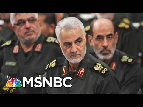 Trump Goes Where Two Previous Presidents Refused To Go: Killing Iranian General | Deadline | MSNBC