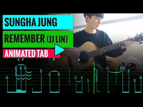 Sungha Jung Tabs Remember Me