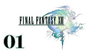 01 Final Fantasy XIII videostoria ITA - Inizio