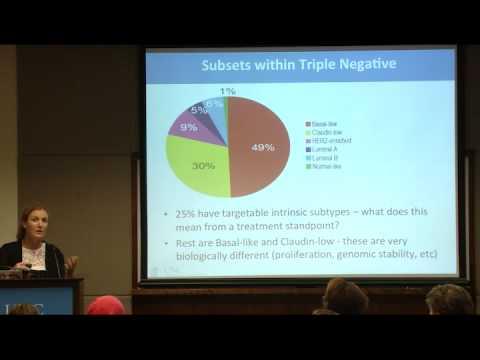 Metastatic TNBC & IBC - Dr. Lisa Carey - 2014 MBCN Conference at UNC