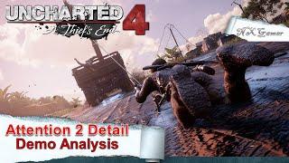 Uncharted 4: E3 2015 Demo Breakdown