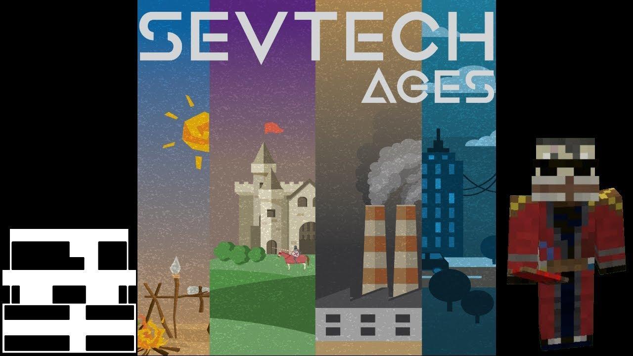 SevTech Ages 28 - PARROTS!