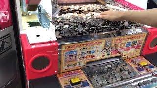 メダルゲーム 無駄遣い 神の手降臨!!! thumbnail