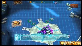 StarFront: Collision HD - Tutorial - iPad - US - Gameplay Trailer