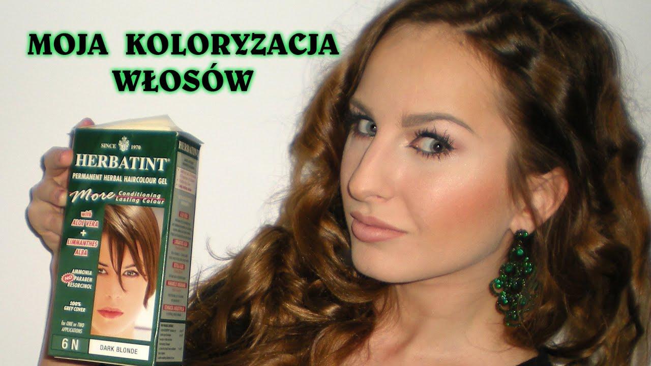Najmniej Szkodliwe Farby Do Włos 243 W Delikatniejsza