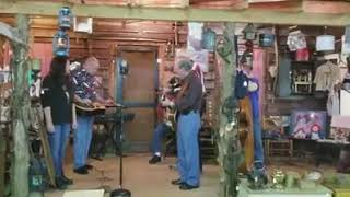 Billy Nash and the Georgia strings