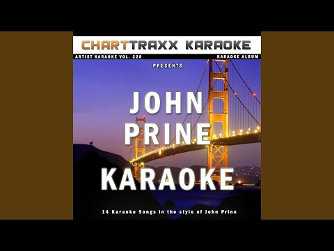 Please Don't Bury Me (Karaoke Version In...