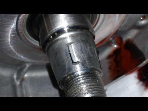 How To Prevent a Flywheel Key from Shearing