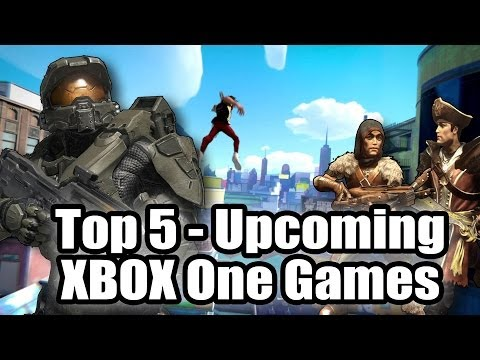 Top 5 - Upcoming Xbox One exclusive games - 2014 / 2015