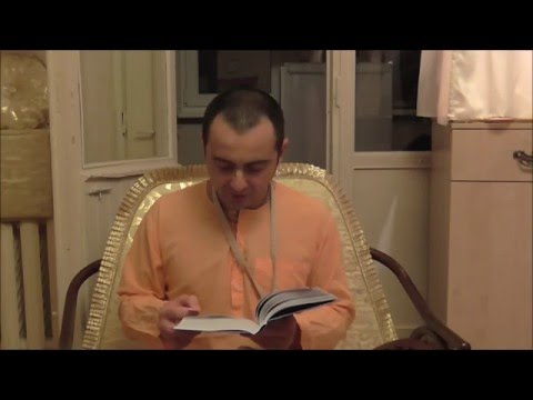 Шримад Бхагаватам 1.4.5 - Тхакур Харидас прабху