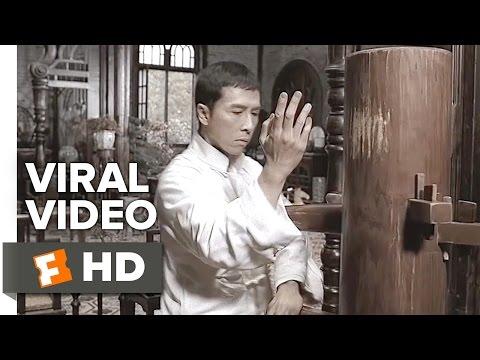 IP Man 3 VIRAL VIDEO - Wooden Dummy Lesson (2016) - Wilson Yip Movie HD
