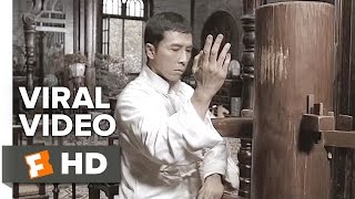 IP Man 3 VIRAL VIDEO - Wooden Dummy Lesson (2016) - Wilson Yip Movie HD