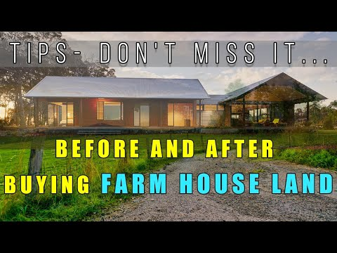BEFORE AND AFTER BUYING FARM HOUSE LAND | PUNE-KHEDSHIVAPUR | PART 1