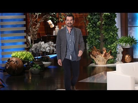 Ty Burrell's Family Camping Trip