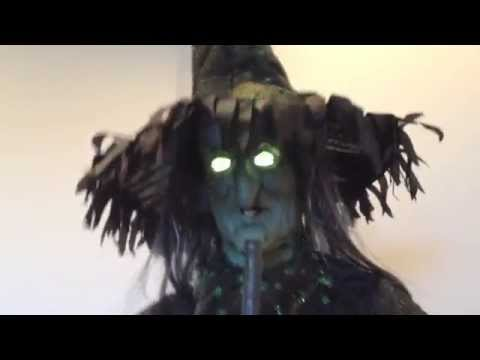 The Ultimate Ugly Witch Costume Look - YouTube |Ugly Witch