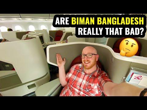 BIMAN BANGLADESH: Are They Really That Bad?