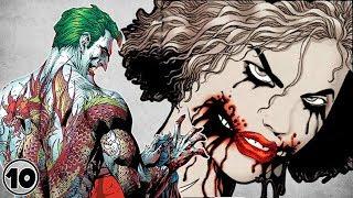 Top 10 Craziest Alternate Versions Of The Joker