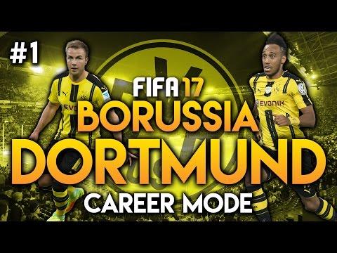 FIFA 17 | Dortmund Career Mode | Episode 1 | BIG MONEY!