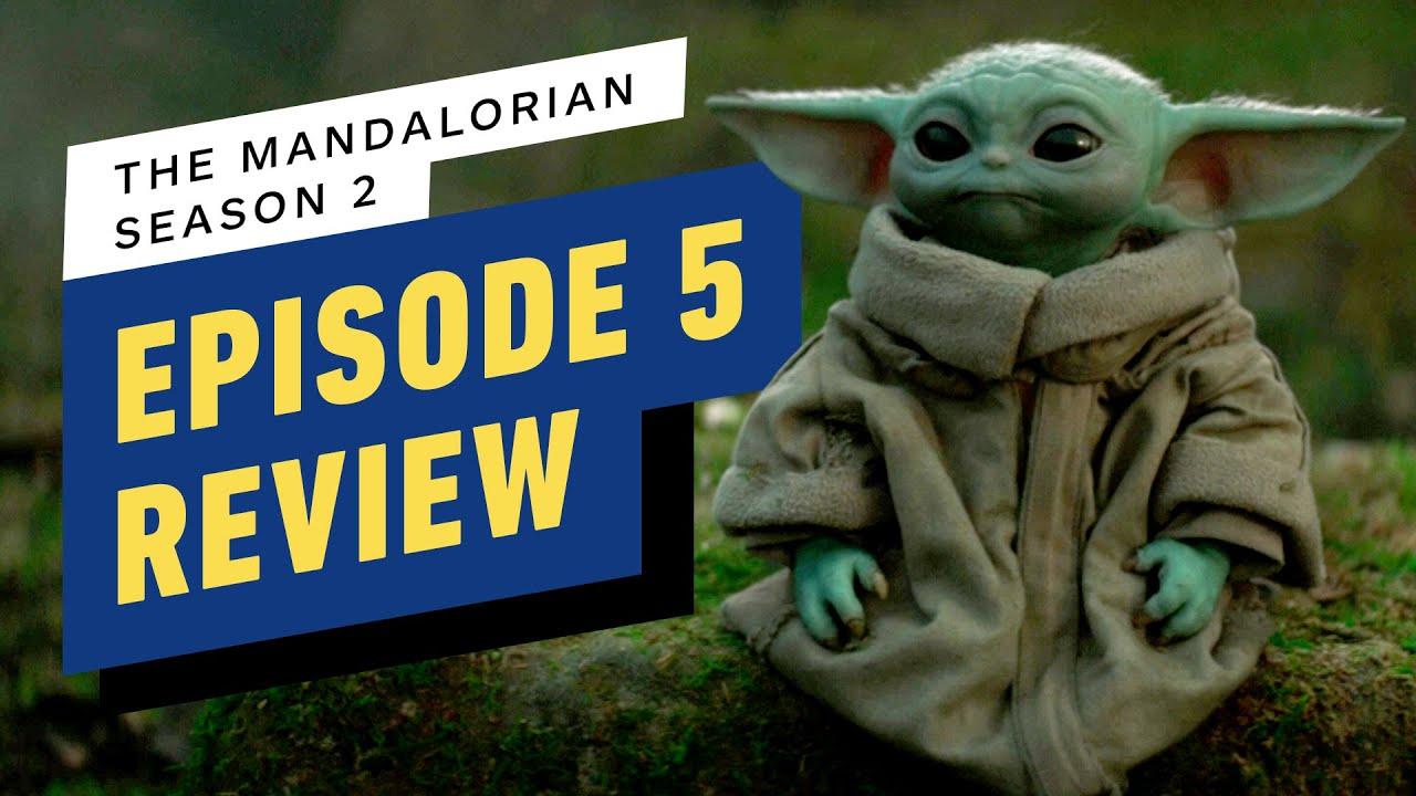 The Mandalorian Season 2 Episode 5 Review (Spoilers)