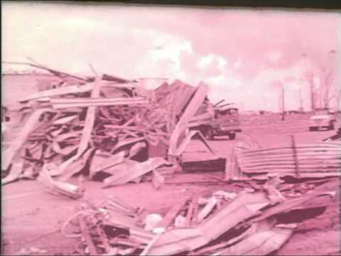 Cyclone Tracy - Darwin Christmas 1974