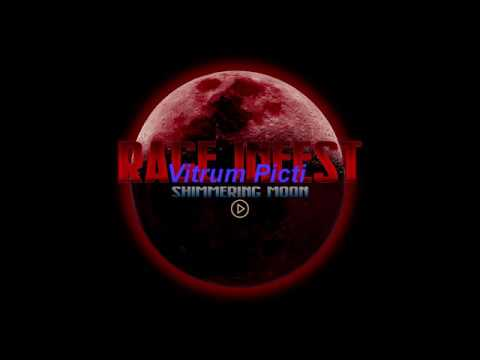 Vitrum Picti, Woad Painted Warrior