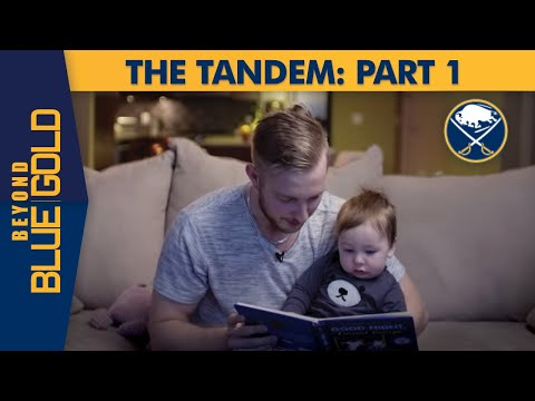 Carter Hutton & Linus Ullmark - The Tandem, Part 1: Beyond Blue & Gold, Presented by New Era