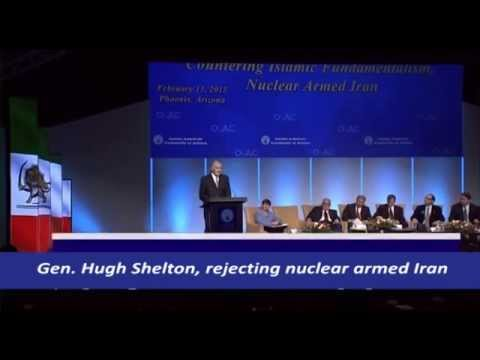 Speech by General Hugh Shelton Former Chairman of the US Joint Chiefs of Staff