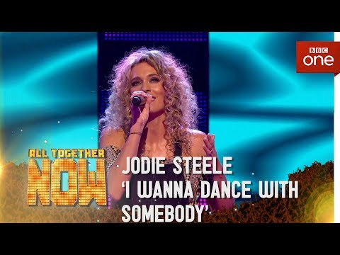 Jodie Steele performs 'I Wanna Dance With Somebody' by Whitney Houston - All Together Now: Episode 3