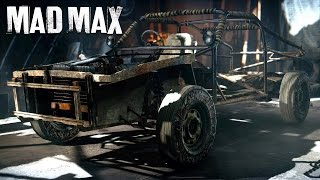 MAD MAX #2 - Magnum OPUS! Novo Carro! Nova Cara!